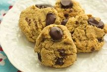 Healthy Cookies / Healthy cookies - may be naturally sweetened, gluten-free, vegan, paleo...etc