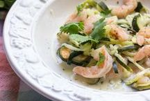 Seafood Recipes / Healthy seafood recipes. Shrimp, salmon, flounder, mahi mahi, scallops...etc