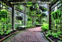Inspiration: Landscape & Outdoor Design / Outdoor and landscape design ideas and art inspirations