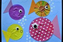 Play Ideas for Toddlers and Preschoolers / Arts, crafts and activity ideas for children (toddlers, preschool, young kids) to have fun and learn.