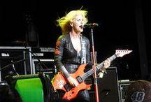 Favorite Women of Metal and Rock