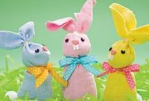 Spring & Easter Fun / Inspirations for creating a fun Spring Time and/or Easter celebration - crafts, fun with food, activities, decorations.