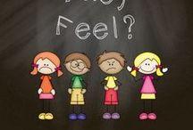 Feelings & Emotions / Help kids learn about feelings, emotions and self-regulation.