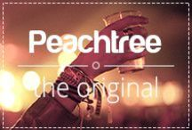 Peachtree / Peachtree is bursting with the taste of tree-ripe peaches. Everythings's peachy with the Peachtree Bellini!