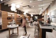 Inspiration: Retail and Restaurant Design / Retail, Cafe's and Restaurant Interior designs
