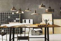 Il Fanale Indoor lamps / Our indoor lamps. #design #lighting #indoor #ilFanale #contemporary #brass #iron #ceramic #copper