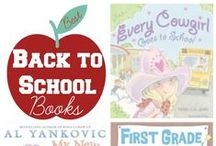 Back to School / Resources for starting off the school year (homeschooling or away) like books, positive guidance, interesting activities and more.