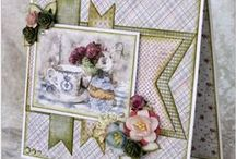 My cards / My cards that you can find in my blog http://cathspyssligaliv.blogspot.se/