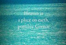 Greece. / γιατι οταν φωναζεις πατριδα, φωναζεις Ελλαδα.