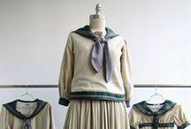 Fashion History/Costume Inspo