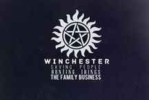 superSupernatural / if Dean says no, it's a fucking no!  Keep Calm and stay inside the salt circle