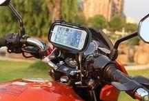 Shop4 Houders | Motorhouders / Inspirerende motorhouders voor je telefoon en tablet!