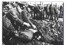Einsatzgruppen: Nazi Exterminatorrs / Einsatzgruppen Nazi Germany Killing Squads WW2. A Nazi body of men whose sole job was to exterminate Jews and 'Untermenschen', subhumans, namely Slavs.