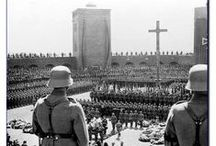Nazi Germany / Nazi Germany was short-lived. Just for 12 years. But it made a massive impact on world history. We cover all aspects. Lebensborn. SS. Hitler. Goebbels.
