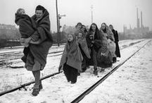 Germans Suffered After WW2 / At the time when the Second World war ended not only German women who were raped but the country itself suffered. Germans were killed, persecuted and expelled from East Prussia, Czechoslovakia and Poland.