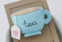 My cup of tea / As English people love tea, in this board I'll put in everything I love, not only tea!