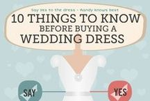 Wedding planning / Tips to help you plan your wedding