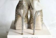 Wedding shoe wows / Stunning shoes you'll want to walk down the aisle in