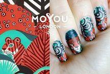 Nail art / Inspiration and tutorials for nail art
