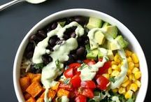 Power Bowls / Protein Bowls for lunches or dinners