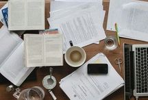 Study, style, success / Study tips. School life.
