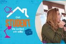 Wilko | Get Student Life Sorted / Get student life sorted with Wilko's range of student essentials. From storage to stationery, we've got everything you need to get off to a good start.