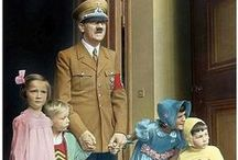 Hitler Adolf / Adolf Hitler. The man who caused WW2, the most destructive war ever. He dragged Germany to dizzying heights and ultimately to its utter destruction in 1945.