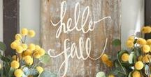 Fall Chic / Fall Chic is a board for beautiful Halloween, Thanksgiving, and Fall things. This board is accepting contributors.