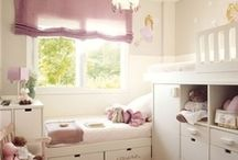 Chic Children's Bedrooms / by Lavender Hill Interiors