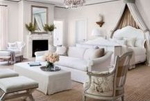 Beautiful Bedrooms / by Lavender Hill Interiors