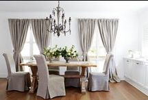 Divine Dining Rooms / by Lavender Hill Interiors