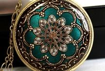 jewelry / jewelry and jewels, you know you like the sparkly stuff. / by Jennifer Poe