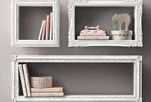 HOME DECOR: shelving and storage