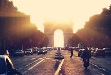 pour l'amour de la France. / my favourite place in the world.
