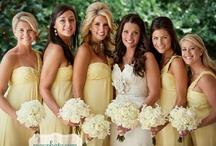 Bruiloft in het geel