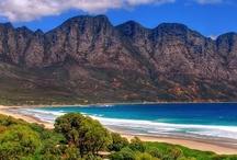 Home Sweet Home {South Africa} / my beautiful home country.