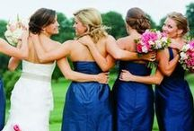 Royal Blue & White - Wedding Trend 2013-2014