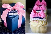 Midnight Blue & Fuchsia - Wedding Trend 2013-2014