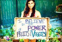 Beautiful vegans ♡