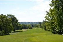 The Course - Golf Club Udine / Par 72, 18 Holes,  more than 7000 mq course,  7.000 trees,  2 small lakes and varius gullies