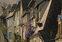 Towns and pretty villages