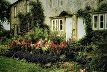 British cottage and country life
