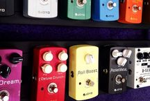 JOYO Guitar Effect Pedals JF-30 series. / JF-30 series JOYO Guitar Effect Pedals.