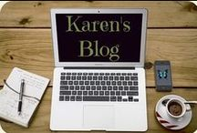 Karens Blog 2014 / Short blogs to inspire, encourage, learn and grow! http://www.karenofford.com/blog.html#Karens-Blog
