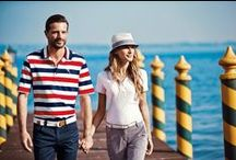 Chervò Spring Summer 2015 / New Golfwear & Sportswear Collection Spring Summer 2015