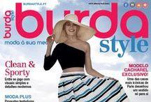 Capas - Revista burda style