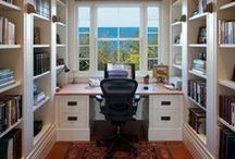 DESIGN :: Work Spaces / For what I think is maximum productivity
