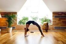 MOVE :: Yoga / Whatever feels good, do that. Practice and all is coming.