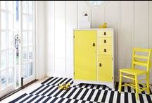 We Love Home Decor! / Interior design trends that showcase vignettes, gallery walls, home styling and decor