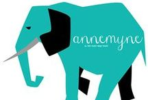 annemyne. / my design work.